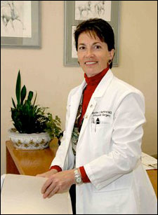 Foot and Ankle Specialist- Dr. Brenda Sanford Orthopedic Surgeon