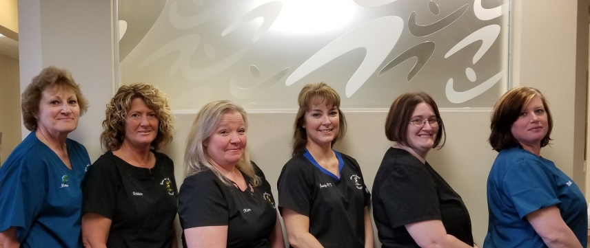 Bone and Joint Specialists Orthopedic Clinic Office Staff